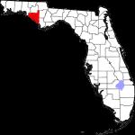 Bay County Florida Boundaries